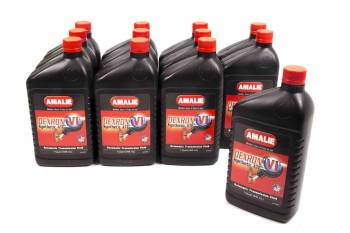 Amalie Oil - Amalie Dexron® VI Synthetic ATF Transmission Fluid - 1 Qt. Bottle (Case of 12)