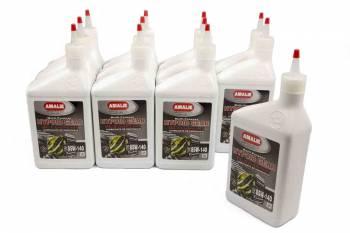 Amalie Oil - Amalie Hypoid Gear Multi-Purpose GL-5 Gear Oil - 85W-140 - 1 Qt. Bottle (Case of 12)