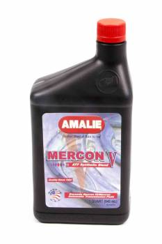 Amalie Oil - Amalie Mercon® V ATF Synthetic Blend Transmission Fluid - 1 Qt. Bottle