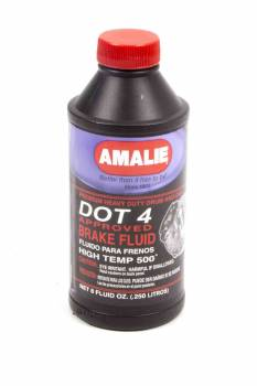 Amalie Oil - Amalie DOT 4 Brake Fluid - 8 oz. Bottle