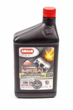 Amalie Oil - Amalie Imperial Turbo Formula Motor Oil - 5W-20 - 1 Qt. Bottle