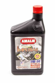 Amalie Oil - Amalie Imperial Turbo Formula Motor Oil - 5W-30 - 1 Qt. Bottle