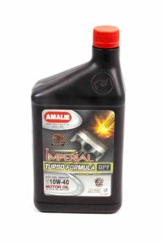 Amalie Oil - Amalie Imperial Turbo Formula Motor Oil - 10W-40 - 1 Qt. Bottle