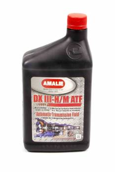 Amalie Oil - Amalie DX III-H/M ATF Transmission Fluid - 1 Qt. Bottle