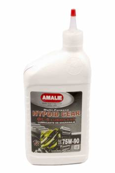 Amalie Oil - Amalie Hypoid Gear Multi-Purpose GL-5 Gear Oil - 75W-90 - 1 Qt. Bottle