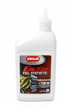Amalie Oil - Amalie Elixir Full Synthetic GL-5 Gear Oil - 75W-90 - 1 Qt. Bottle