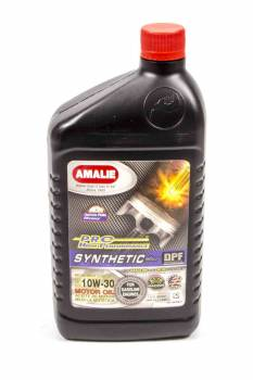 Amalie Oil - Amalie Pro High Performance Synthetic Blend Motor Oil - 10W-30 - 1 Qt. Bottle