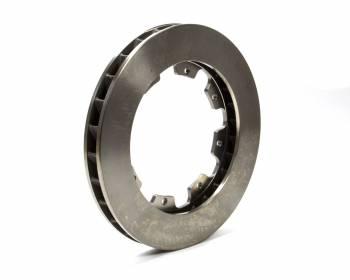 """AP Racing - AP Racing 28 Vane Late Model Plain Face Brake Rotor - RH - 1.25"""" Rotor Thickness x 11.75"""" Diameter - 8 Bolt x 7"""" Bolt Circle"""