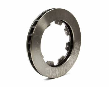 "AP Racing - AP Racing 28 Vane Late Model Plain Face Brake Rotor - LH - 1.25"" Rotor Thickness x 11.75"" Diameter - 8 Bolt x 7"" Bolt Circle"