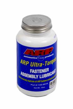 ARP - ARP Ultra Torque Assembly Assembly Lubricant - 1/2 Pint - Brush Top Can