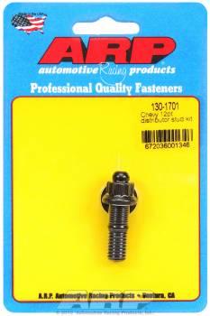 ARP - ARP Chevy Distributor Stud Kit - Steel, Black Oxide, 12-Point, BB Chevy, SB Chevy