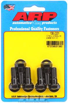 "ARP - ARP Chevy High Performance Pressure Plate Bolt Kit - Chevy - 3/8""-16 w/ 9/16"" Head"