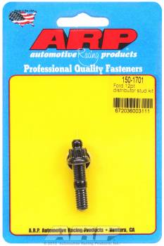 ARP - ARP Black Oxide Ford Distributor Stud Kit - 12-Point