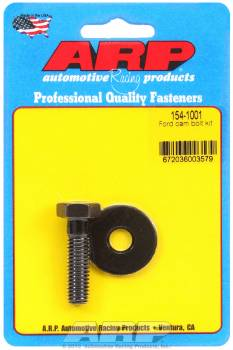 "ARP - ARP High Performance Series Cam Bolt Kit - Ford 65-68 260, 289, 302, 351W - 1.460"" - 3/8""-16, 5/8"" Socket Size"