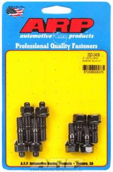 """ARP - ARP Carburetor Stud Kit - Black Oxide - 2"""" Moroso Spacer - 1.250"""" & 1.700"""""""