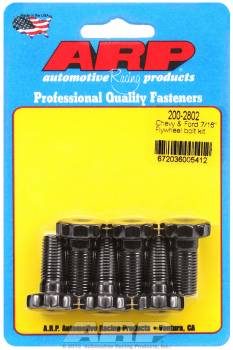 "ARP - ARP Pro Series Flywheel Bolt Kit - Chevy & Ford - 7/16""-20 x 1.00"" - (6 Pack)"