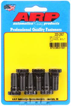 ARP - ARP Pro Series Flywheel Bolt Kit - Chevy 90° V6 & 305-502 V8 w/ 1 Piece Rear Seal