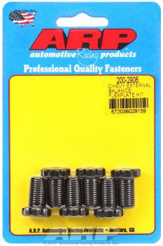 ARP - ARP Pro Series Flexplate Bolt Kit - Chevy 90° V6 & 305-502 V8 w/ 1 Piece Rear Seal