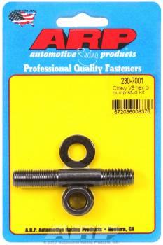 ARP - ARP Oil Pump Stud Kit - SB Chevy - Hex Head