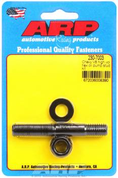 "ARP - ARP Oil Pump Stud Kit - SB Chevy 3.125"" High Volume Pump - Hex Head"