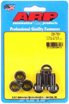 "ARP - ARP GM Torque Converter Bolt Kit - 3/8""-24, 12-Point, Steel, Fits 11"" Converters, GM TH350"