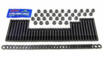 ARP - ARP Pro Series Head Stud Kit - SB Chevy - Brodix -12, -18 - 12 Pt. Nuts