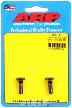 ARP - ARP Pro Series Cam Bolt Kit - Retainer Plate - Ford 351 SVO