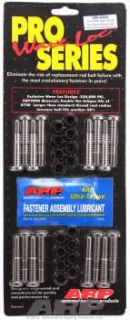 ARP - ARP Pro Series Wave-Loc Rod Bolt Kit - SB Ford 302, 351W V8 - Set of 16