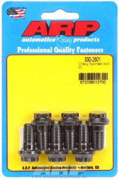 "ARP - ARP Pro Series Flywheel Bolt Kit - Chevy w/ Tilton Flywheel - 7/16""-20 x 1.000"" - (6 Pack)"