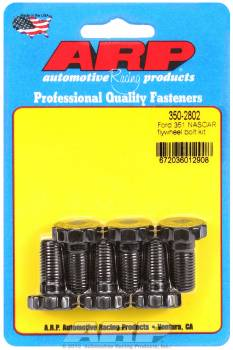 "ARP - ARP Flywheel Bolt Kit - 351 NASCAR V8 - Uses 3/4"" Socket - .925"" Under Head Length - 7/16""-20"