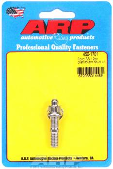 ARP - ARP Ford Stainless Steel Distributor Stud Kit - 12-Point - SB Ford, BB Ford