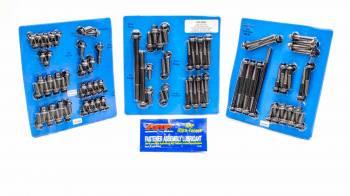 ARP - ARP Black Oxide Complete Engine Fastener Kit - Ford 289-302 - Hex Heads