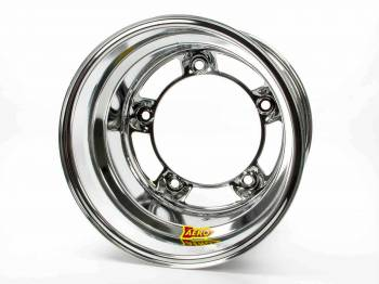 "Aero Race Wheel - Aero 51 Series Spun Wheel - Chrome - 15"" x 10"" - Wide 5 - 5"" Back Spacing - 18 lbs."