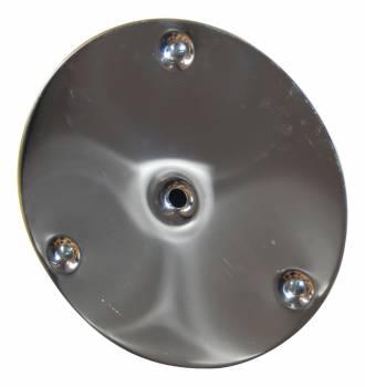 "Aero Race Wheel - Aero 15"" Polished Aluminum Mudcover - Fits Aero 15 Wheels Only"