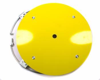 Aero Race Wheel - Aero Generation II Right Front Mud Cover Kit - Yellow