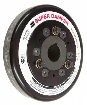 "ATI Products - ATI Super Damper® Harmonic Damper - SB Chevy - 7.074"" Diameter - Aluminum/Steel - Internal Balance"
