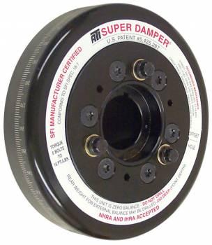 "ATI Products - ATI Super Damper® Harmonic Damper - SB Chevy - 7"" Diameter - Steel - Internal Balance"