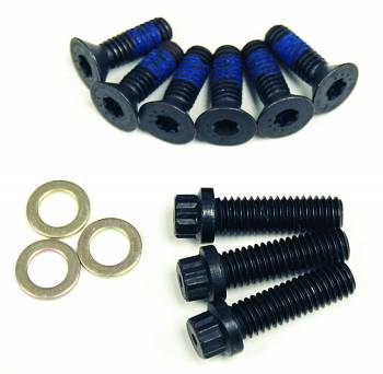 "ATI Products - ATI Damper Bolt Kit - Chevy 3 Bolt - 3/8""-16NC Threads"