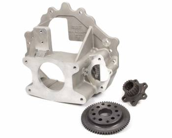 Bert - Bert Aluminum Late Model Bellhousing and Aluminum Gilmer Hub Package - Ford 302 - 351W