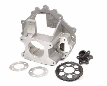 Bert - Bert Aluminum Late Model Bellhousing and Aluminum HTD Crank Hub Package - Chevy