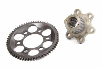 Bert - Bert New Style Two-Piece Flywheel Lightweight Ring - Gilmer