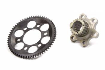 Bert - Bert New Style Two-Piece Flywheel Lightweight Ring - HTD