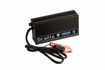 Braille Battery - Braille 12310L MICRO-LiTE Lithium Battery Charger - 12 Volt - 10 Amp
