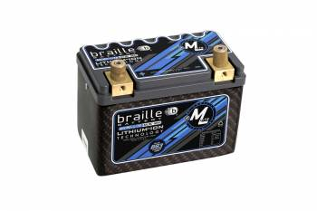Braille Battery - Braille ML9C MICRO-LiTE Carbon Lithium Battery - 12 Volt - 693 Amps