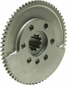 Brinn Incorporated - Brinn Chevy 86-Up Steel Flywheel - HTD 22T - Externally Balanced - (One Piece Crank Shaft Seal) - 4.55 Pounds