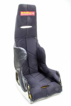 "ButlerBuilt Motorsports Equipment - ButlerBuilt® 15"" Pro Sportsman Seat - 25° Layback Design - Black Cover"