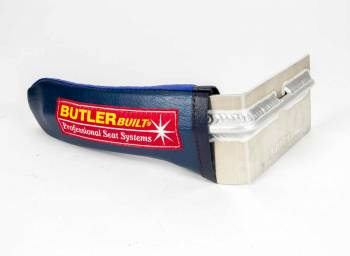 ButlerBuilt Motorsports Equipment - ButlerBuilt® Single Layer 2 Head Support - LH - Blue