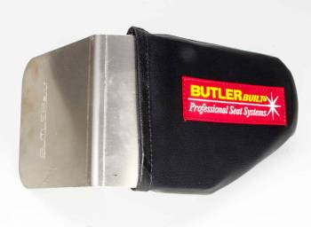ButlerBuilt Motorsports Equipment - ButlerBuilt® Head Support - Right - Black