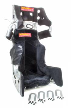 ButlerBuilt Motorsports Equipment - ButlerBuilt® Sprint Advantage Slide Job Seat & Cover - 15.5""