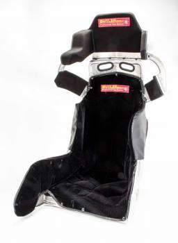 "ButlerBuilt Motorsports Equipment - ButlerBUILT Prolite Advantage II Containment Seat w/ Black Cover - 20° Layback - 16"""